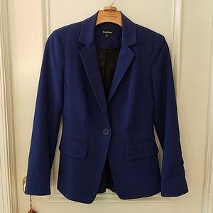 PRE-LOVED Blue Bebe Blazer